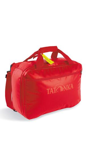 Tatonka Flight Barrel - Bolsas de viaje - rojo